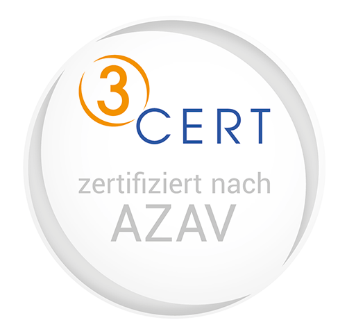 3Cert - zertifiziert nach AZAV